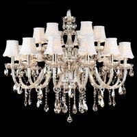 Maria theresa crystal chandelier Living room Bedroom Kitchen stairwell chandelier Indoor House Hotel hanging chandelier Lighting