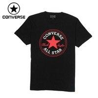 Original Converse Men S T Shirts Short Sleeve Sportswear