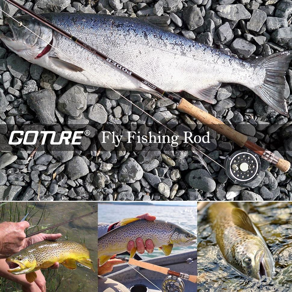 vara de pesca para pesca com mosca 05