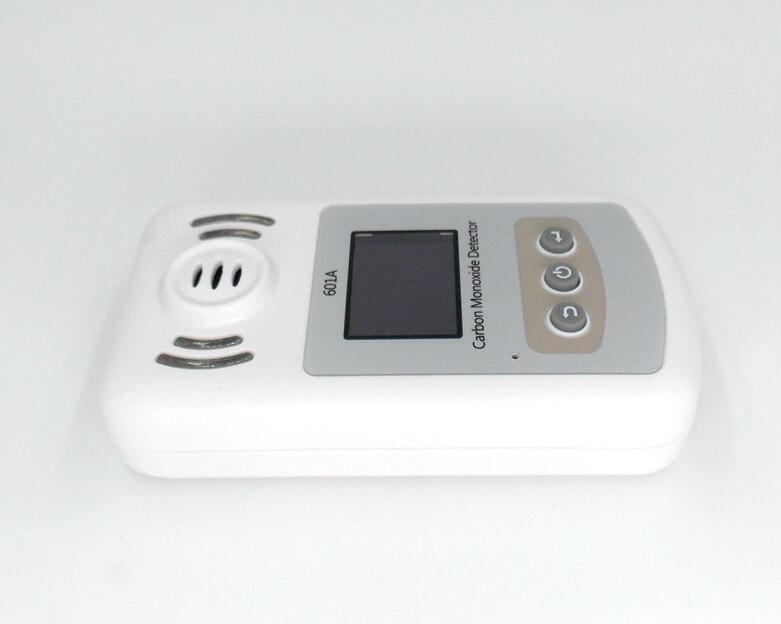 Digital display portable carbon monoxide detector Carbon monoxide alarm Digital coal CO alarm analyzer gas acondicionado in Gas Analyzers from Tools