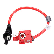 hot deal buy yetaha car battery cable plus pole positive 61139203570 for bmw e70 e71 x5 x6 xdrive35i 2008-2014