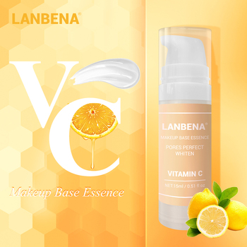 LANBENA Vitamin C Makeup Base Essence, Shrink Pores and Whitening Skin 1