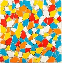 azulejos de cermica de color iridiscente backsplash de la cocina azulejo de piso azulejo bao rainbow color mosaico subway art diseo lssp