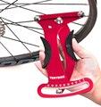 Велосипедный индикатор Attrezi метр Тензиометр велосипедный спица натяжение колеса строители инструмент