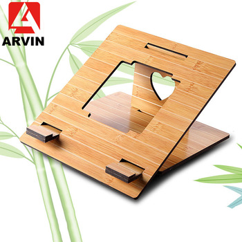 Arvin Ergonomic Laptop Stand For Macbook Pro Folding Cooling Laptop Holder Adjustable Portable PC Stand lapdesk Suporte Notebook