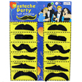 Details about  12 Set of Fun Fashion New Stylish Costume Party Fake Mustache Moustache