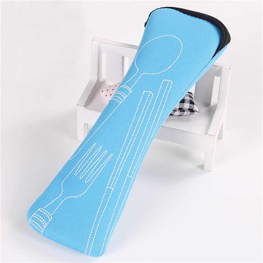 Мужская и Женская дорожная посуда сумка дорожная упаковка органайзер для посуды портативные сумки для пикника