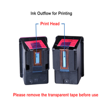 2Pack 301XL Refilled Ink Cartridge Replacement for hp 301 xl CH563EE CH564EE for Deskjet 1000 1050 2000 2050 2510 3000 3054
