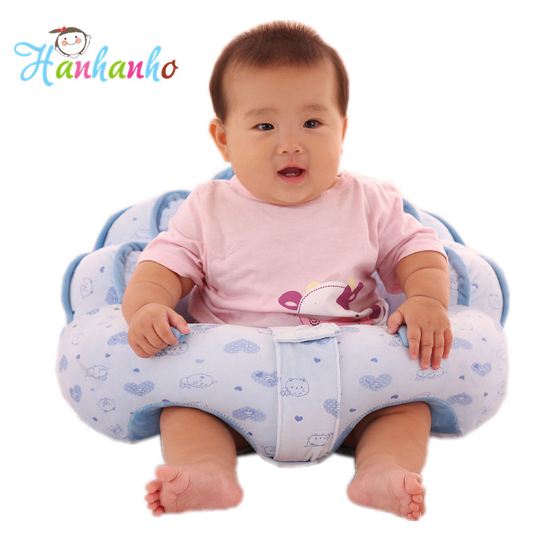 Baby Boy&Girl Plush Chair Infant Seat Dining Chair Kids Learn To Sit Plush Toy Baby Support Seat Sofa Cushion lychee pattern protective 360 degree rotation pu leather case for amazon kindle fire 7 sky blue
