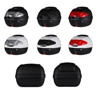 0830 caixa de cauda do carro elétrico 125 motocicleta tronco universal bateria liberação rápida destacável profissional|Baú p/ motos| |  -