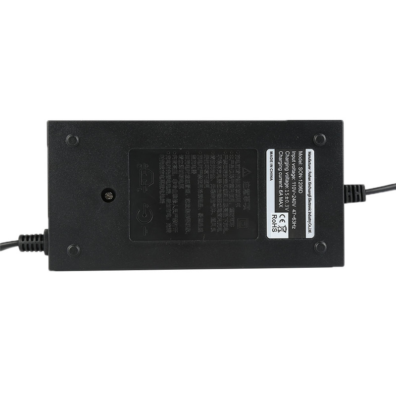 Automatic Smart Battery Charger 12V 6A EU/US Maintainer Desulfator for Lead Acid Batteries Car Battery Charger 110-240V AC input