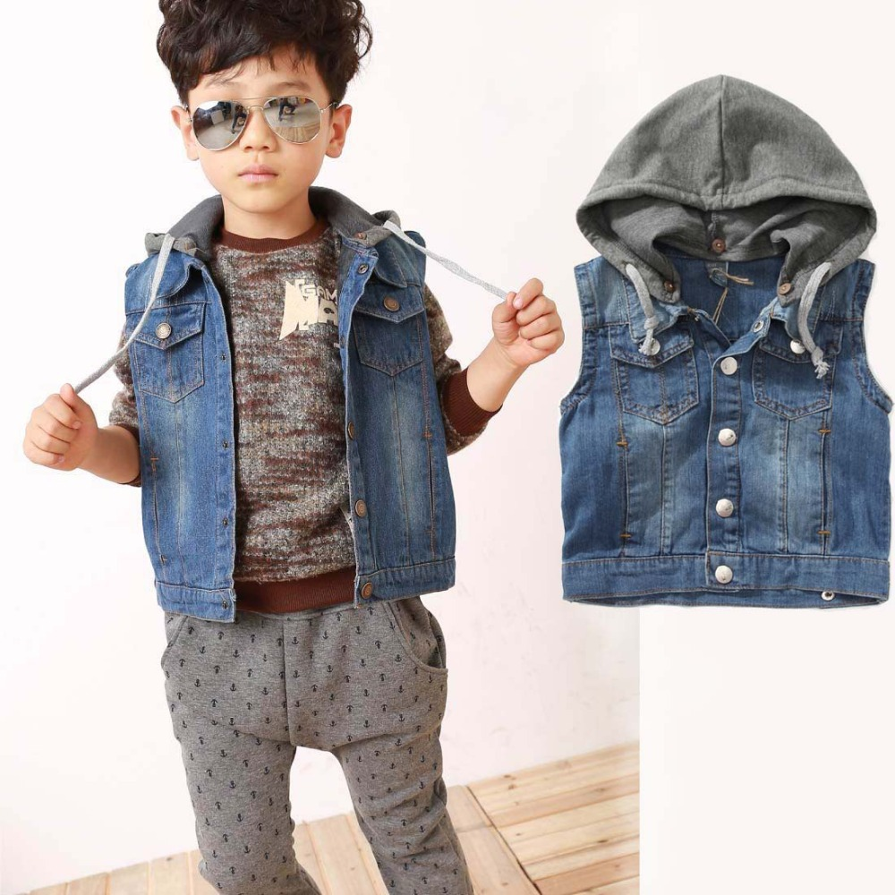 Toddler Sleeveless Hoodie - Hardon Clothes