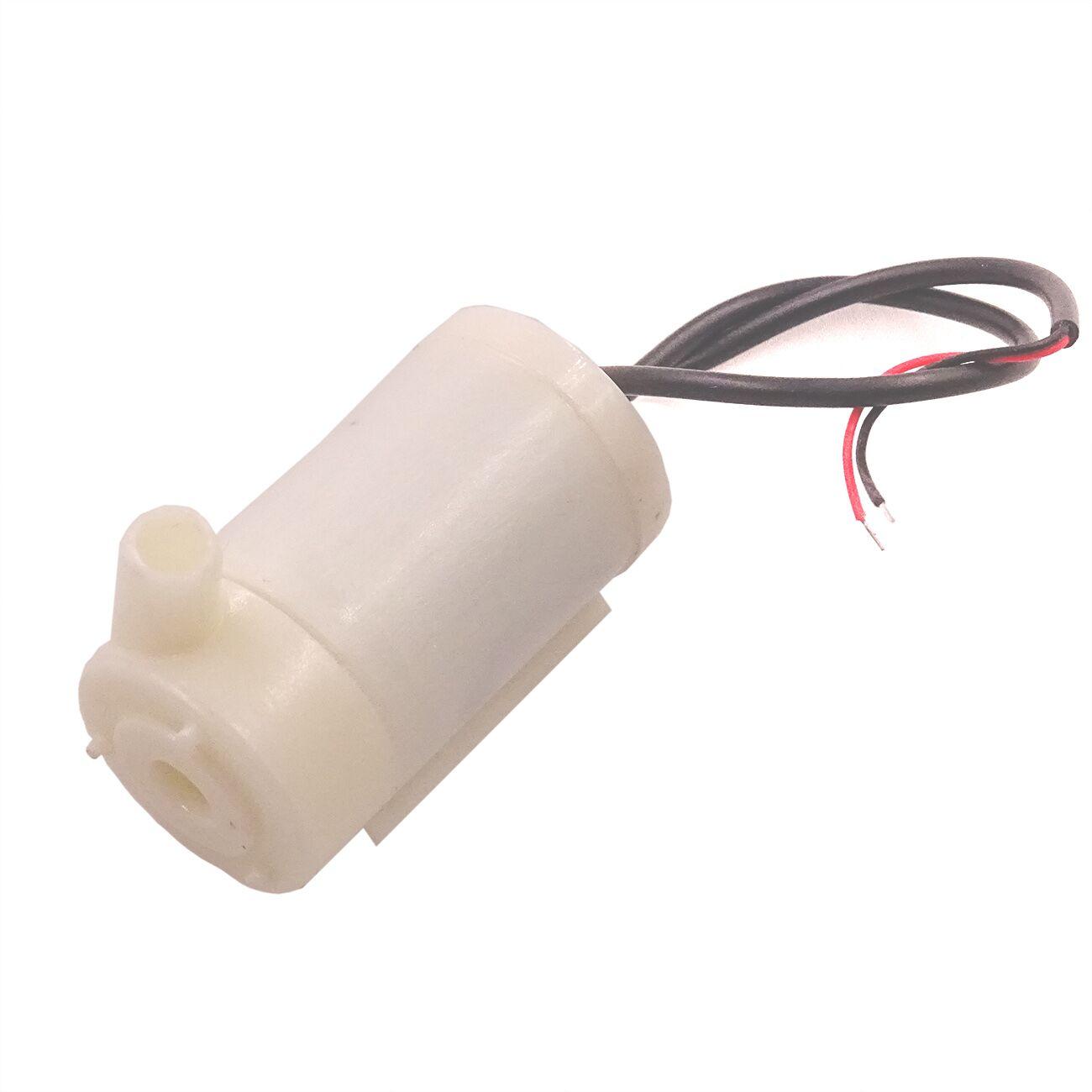 5PCS Mini Micro Submersible Motor Pump New Water Pumps DC 3-6V 120L//H Low NEW CA
