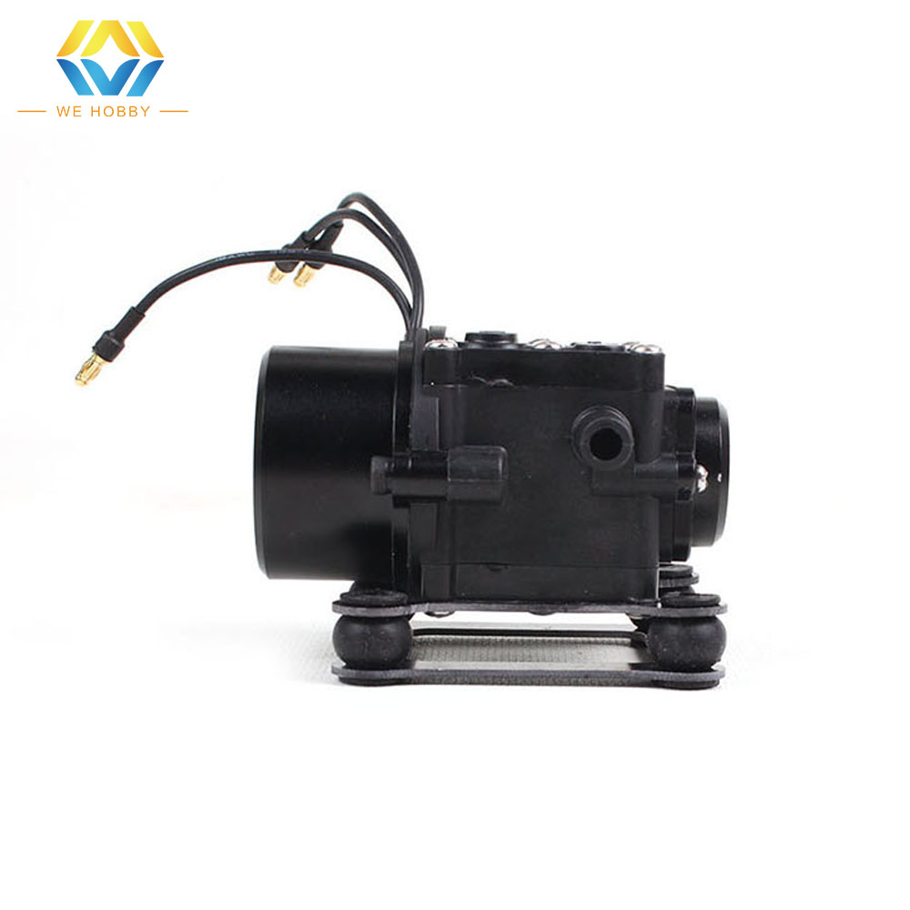 Brushless Mini Water Pump Plant Protection Pump Micro pressure backflow type diaphragm for 5KG 10KG RC Agricultural UAV Drone agricultural uav 5kg d25 25mm foldable arm assemble parts including spray lance plant protection home garden pipes