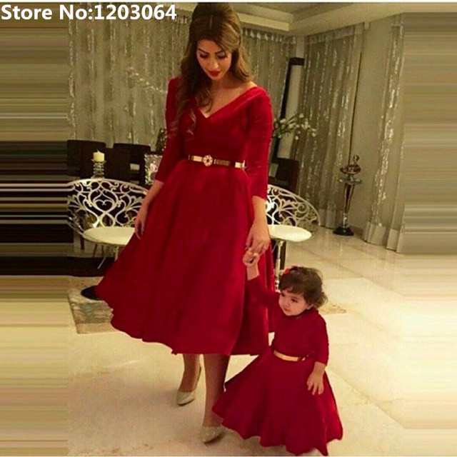Vestidos fiesta mama e hija