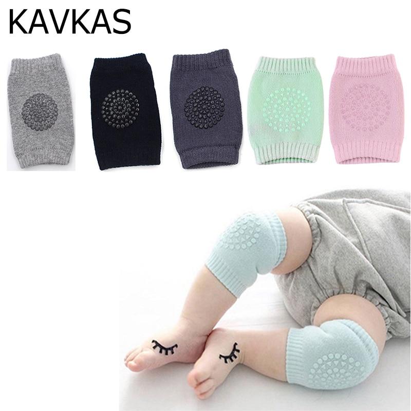 1 Paar Baby Kids Peuters Beenwarmers Knie Pad Veiligheid Kruipen Elleboog Kussen Baby Baby Knie Ondersteuning Protector Baby Knieschijf