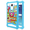 ANYLIFE Universal Flexible back case // Universal 5 - COLORPOP -