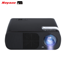 Noyazu 2600 lúmenes Wifi Smart Home Theater 1080 P de Video HDMI LCD Video LED fuLL HD TV Proyector Proyector beamer