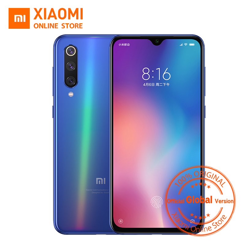 Global Version Xiaomi Mi 9 SE 6GB 128GB Mobile Phone Snapdragon 712 Octa Core 5.97′ AMOLED Screen 48MP 20MP Camera Fingerprint
