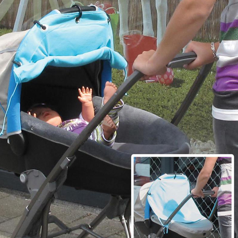 Aliexpress.com  Buy Baby stroller accessories sunshine cover portable baby sunshade cotton covers sunshield sun canopy for stroller from Reliable sun ... & Aliexpress.com : Buy Baby stroller accessories sunshine cover ...