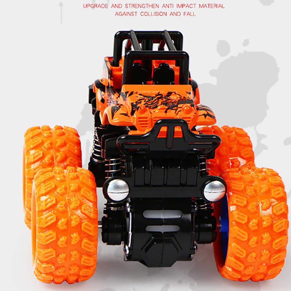 Kinderen Simulatie speelgoed auto Inertie Vierwielaandrijving Off-Road Auto Speelgoed Voertuig Model Auto kinderen speelgoed autos een escala