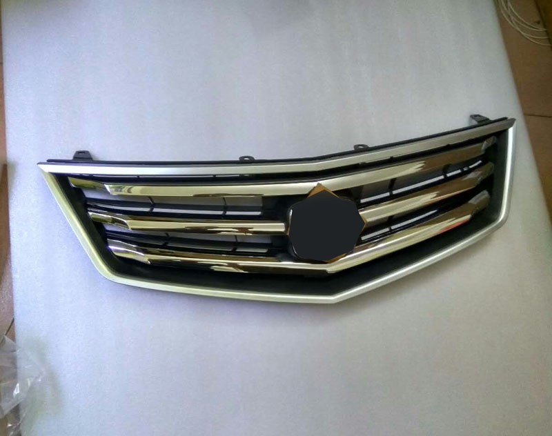 For Honda Accord MK8 Spirior 2009-2012 71121-Tl2-A00 Perfect Match Front Grills Racing Grills Z2AAA032 cylinder head for honda accord prelude 2156cc 2 2l petrol sohc 16v engine f22a1 12100 pob a00 12100poba00 12100 pob a00