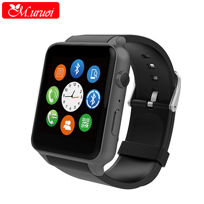 M.uruoi GT88 Smart Watch NFC Function Smartwatch Android Phone Call Relogio 2G GSM SIM TF Card Camera Waterproof For Smart Phone gt88 free shipping bluetooth smart watch men phone gsm sim card for android phone waterproof smart watch phone mate