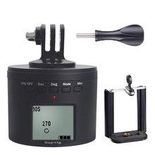 Многофункциональный адаптер для крепления на поворотнике для Gopro Hero 7 6 5 iphone смартфона цифровая камера аксессуары для экшн камеры