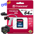 Transcend 64 32 16 GB SD Card 400x Class 10 UHS-I Flash Memory Card For Canon Nikon Casio FujiFilm Olympus Samsung GoPro Camera