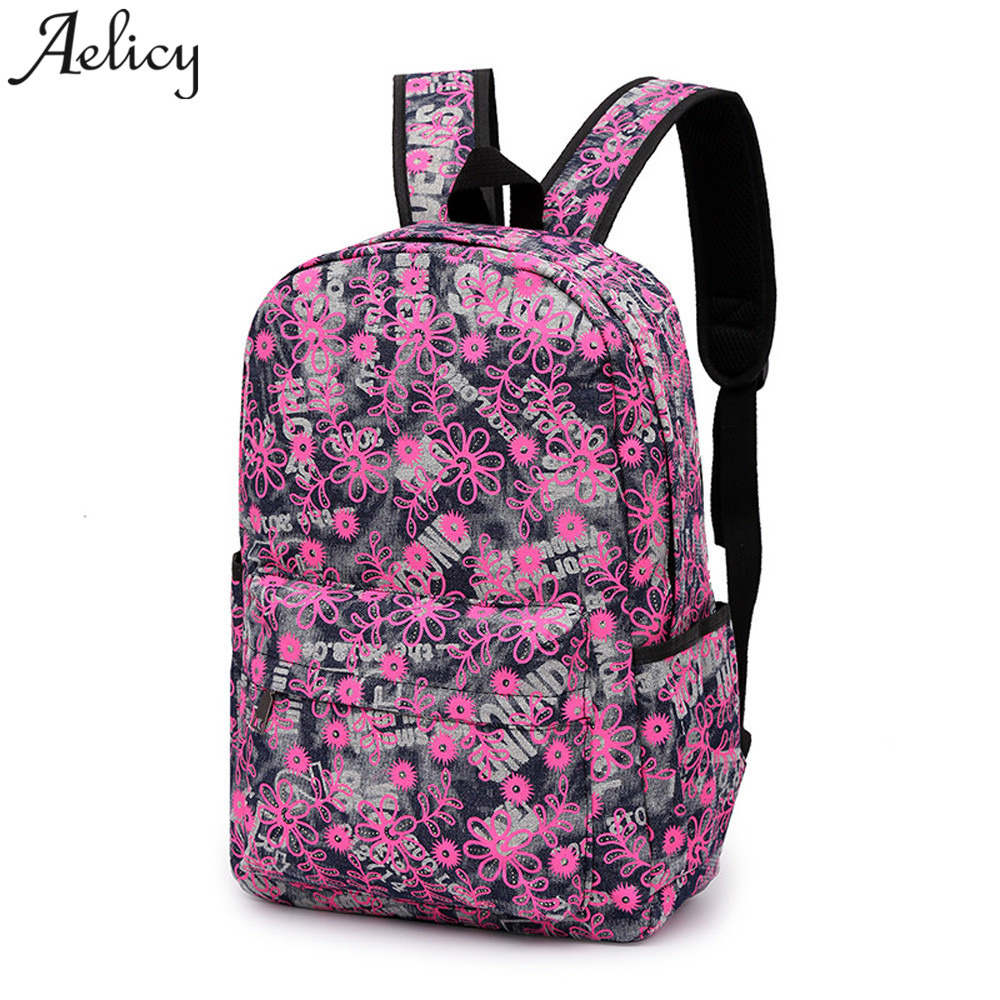 Aelicy Women Backpack @@ Unisex Canvas backpack Liter Medium girls School Bag mochila feminina dropshipping 2019 hot men bagpackAelicy Women Backpack @@ Unisex Canvas backpack Liter Medium girls School Bag mochila feminina dropshipping 2019 hot men bagpack