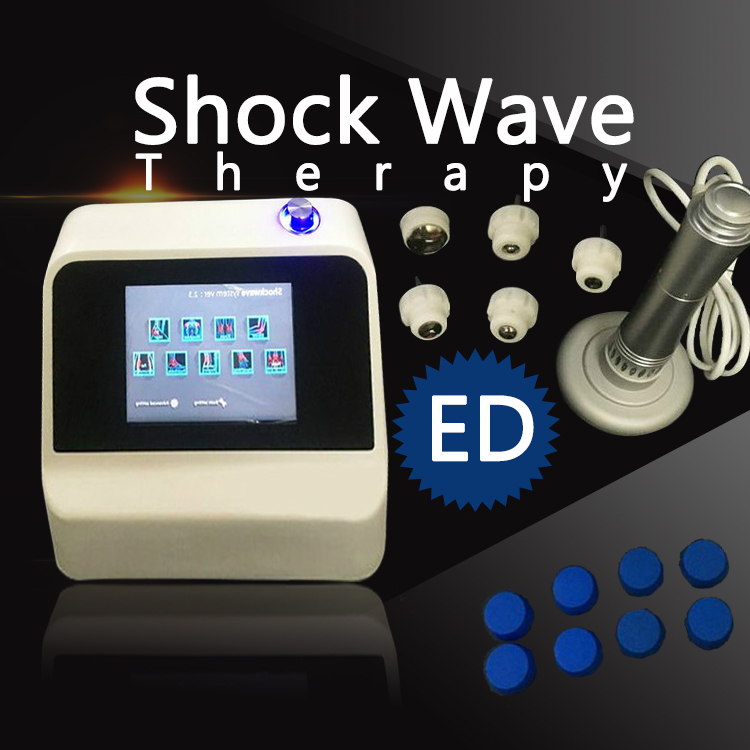 2019 New Extracorporeal Shock Wave Therapy Acoustic Wave Shockwave Therapy Physical Pain Relief System Treat Pain In Joints