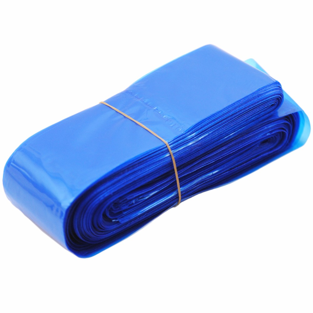 125pcs blue tattoo clip cord sleeves bags disposable supplies covers bags for tattoo machine. Black Bedroom Furniture Sets. Home Design Ideas