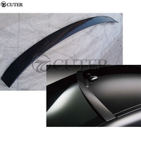 W218 Carbon fiber top wings rear spoiler Roof wings for Mercedes Benz W218 CLS500 CLS350 body kit 12 15