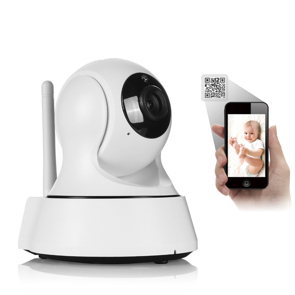 sannce home security ip camera wireless mini ip camera surveillance camera wi ebay. Black Bedroom Furniture Sets. Home Design Ideas