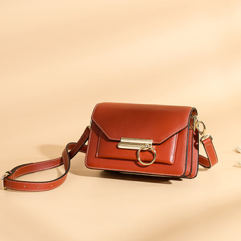 072818 newhotstacy women leather handbag female small vintage messenger bag