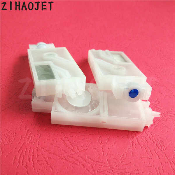 Top kualitas untuk Epson DX5 printhead tinta peredam/TX800 printer Eco solvent Mimaki JV33 JV5 Galaxy UD tinta dumper (biru pad) 30 pcs