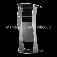 pulpit furnitureFree Shipping Soundness Modern Design Cheap Clear Acrylic Lecternacrylic pulpit