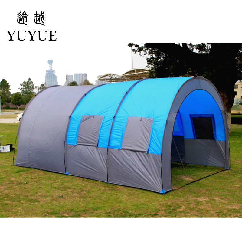 Four Season 5-8 Person Big Camping Tents Outdoor Camping Party Tent Outdoor Tent Events For Family Hiking Tents Waterproof 0