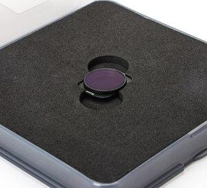 Image 5 - Kase משתנה MC ND VND צפיפות ניטרלי מסנן ND2 400 מגנטי עיצוב אופטי זכוכית לdji אוסמו כיס כף יד מצלמה