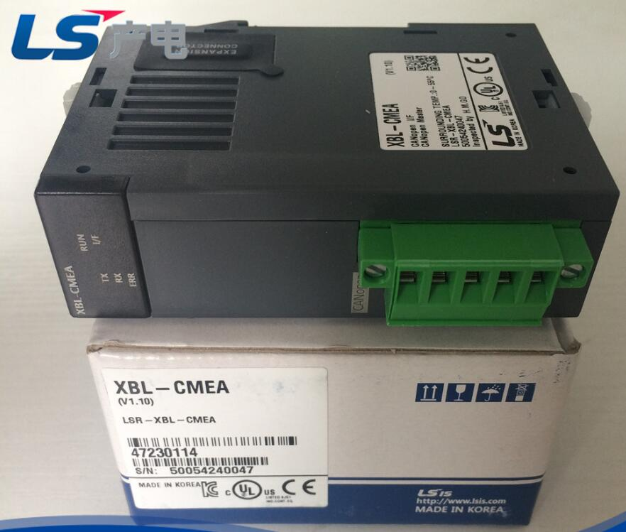 New and original XBL-CMEA LS(LG) PLC controller 100% new and original g6i d22a ls lg plc input module
