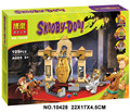 Bela 10428 Scooby Doo Momia Museo figureset Building Block Juguetes figuras Compatible Con ladrillos 75900 p030
