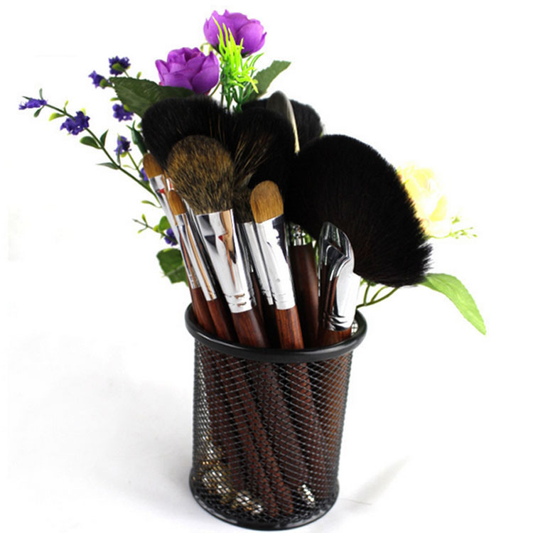 26 PCS Super Soft Weasel Hair Makeup Brush set Professional makeup artist star special high-end makeup brush real animal hair26 PCS Super Soft Weasel Hair Makeup Brush set Professional makeup artist star special high-end makeup brush real animal hair