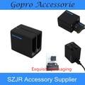 Новый 2016 Прибытие Gopro Зарядное Устройство Gopro Hero 4 Двойное Зарядное зарядное устройство для Gopro Hero 4 Go pro AHDBT-401 Аккумулятор Зарядное Устройство Горе