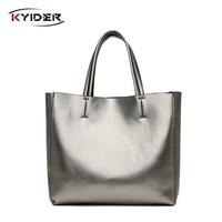 Luxury Women Designer Handbag Silver Portable Bucket Ladies Tote Shoulder Sac A Main High Quality Crossbody Bags for Women