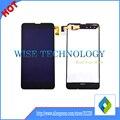Дисплей Для Nokia Lumia 630 635 Замена ЖК-Экран С Сенсорным экраном дигитайзер Ассамблеи Полный Части Без Рамки