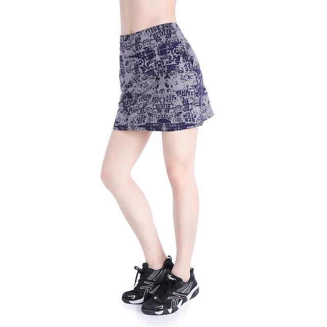 EAST HONG Women Tennis Badminton Golf Sports Skirts Running Fitness Skirts