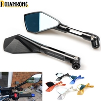 Motorcycle Mirrors Rearview side accessoire moto for Ducati Hypermotard 1100 796 821 939 EVO monster 600 M620 M750 M900