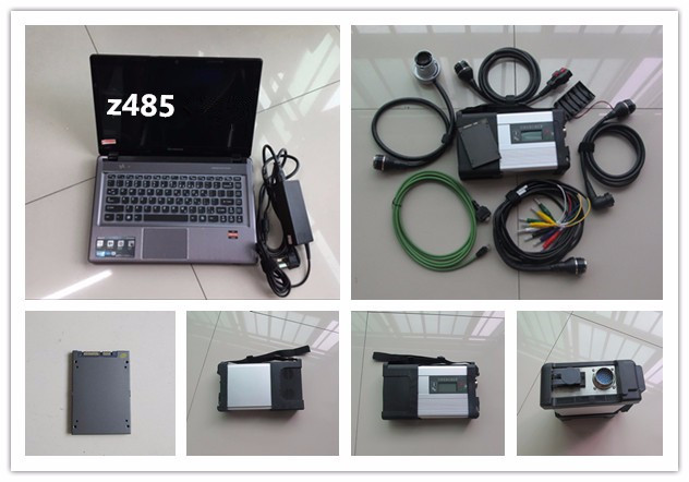 mb sd c5 ssd STAR Diagnosis with font b laptop b font z485 font b ram
