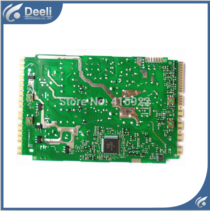 98% new Original good working washing machine Computer board pc board for AWOE 9558 461974489196 wire universal board computer board six lines 0040400256 0040400257 used disassemble