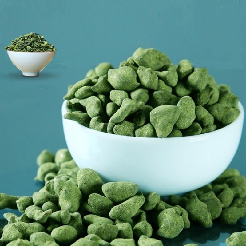 "250g Famoso chá oolong Ginseng oolong ""Languiren"" a partir de Taiwan Cuidados de Saúde Alimento Verde Doce Chá Taiwan Dong ding Chá Perder Peso"
